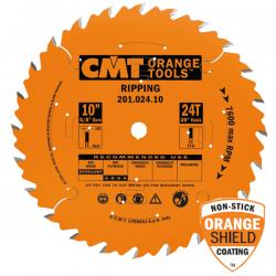 "CMT Ripping Blade 10""x24 5/8"" Bore"