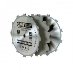 "CMT 8"" 12T Pro Dado Saw Blade Set 5/8"" bore"