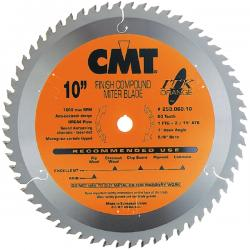 "CMT ITK Compound Miter 10""x60 5/8"" Bore"
