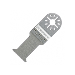 "Imperial 1-1/4"" Fine Tooth Oscillating Saw Blade 3 Pack"