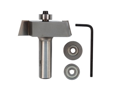 "Whiteside Shaker Style Raised Panel Router Bit 1/2"" Shank"