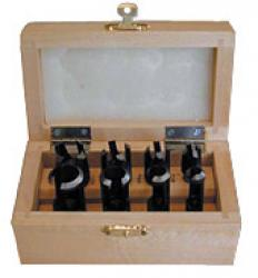 Amana Timberline 8 Piece Plug Cutter Set