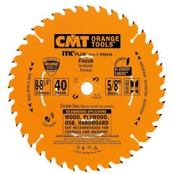 "CMT ITK-PLUS FINISH 8-1/4""x24x5/8"""