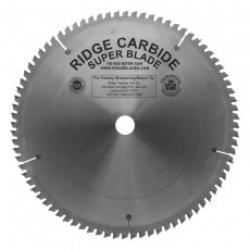 "Ridge Carbide 10"" 80T Radial/Miter Saw Blade"