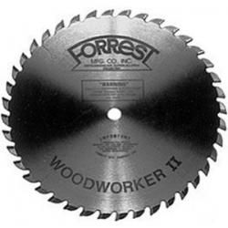 "Forrest Woodworker II 10"" 48T Full Kerf General Purpose Saw Blade"